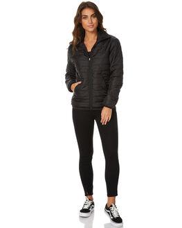 BLACK WOMENS CLOTHING SWELL JACKETS - S8173384BLACK