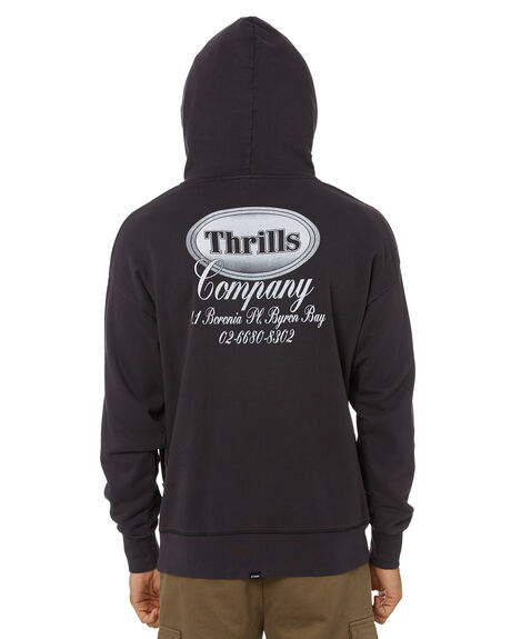 DARK NAVY MENS CLOTHING THRILLS JUMPERS - TW21-227EDKNVY