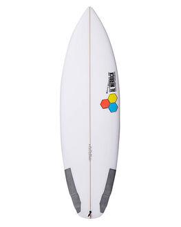 CLEAR BOARDSPORTS SURF CHANNEL ISLANDS SURFBOARDS - CITHE4GCLR