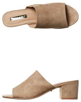 STONE SUEDE WOMENS FOOTWEAR BILLINI FASHION SANDALS - H696STO