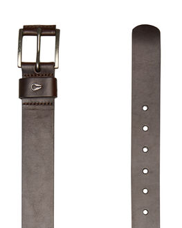 DARK BROWN MENS ACCESSORIES NIXON BELTS - C30061445
