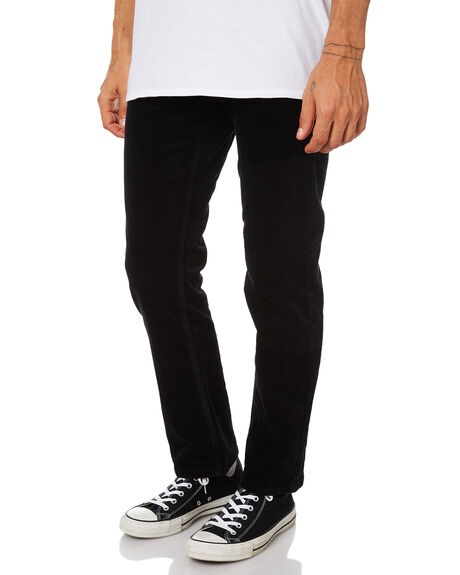 BLACK MENS CLOTHING SWELL PANTS - S5173198BLK