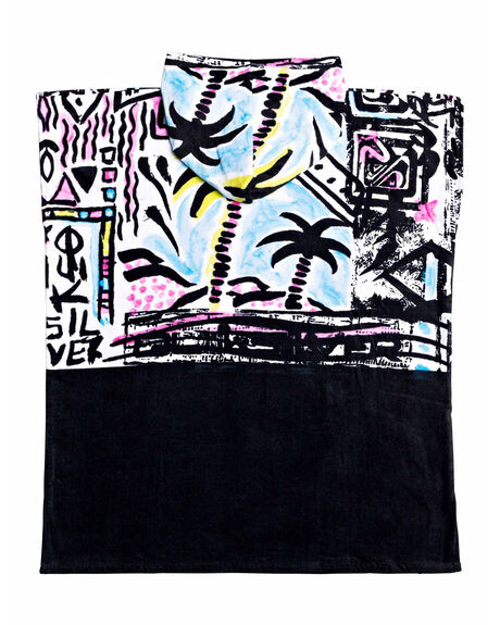 GULF STREAM KIDS BOYS QUIKSILVER TOWELS - EQBAA03060-BZB0