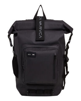 BLACK MENS ACCESSORIES RVCA BAGS + BACKPACKS - RV-R307451-BLK