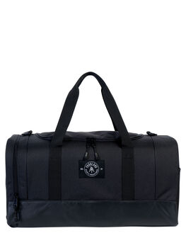 BLACK MENS ACCESSORIES PARKLAND BAGS - 20015-00217-OS217