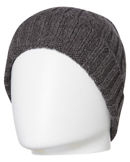 HEATHER CHARCOAL MENS ACCESSORIES OUTERKNOWN HEADWEAR - 1950011CHH
