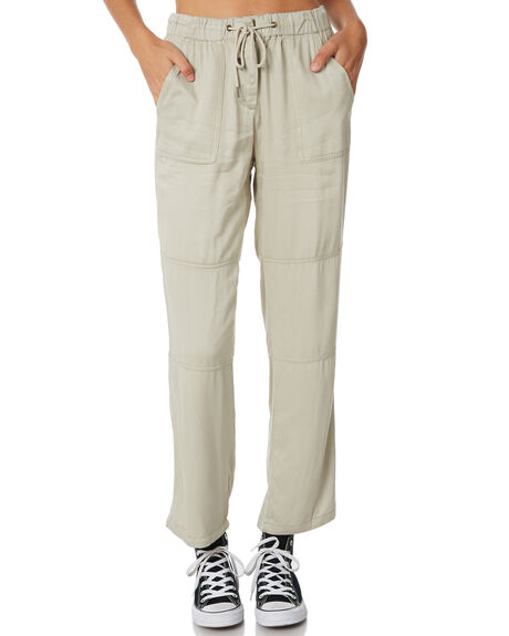 MOSS GREY OUTLET WOMENS SWELL PANTS - S8182195MSSGY