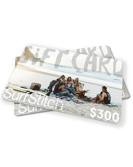 300 GIFT CARDS  SURFSTITCH  - SUMMERGIFT300