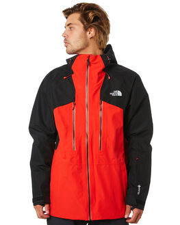 FIERY RED TNF BLACK BOARDSPORTS SNOW THE NORTH FACE MENS - NF0A3M3VWU5