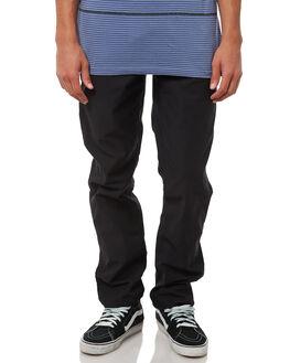 BLACK MENS CLOTHING VOLCOM PANTS - A1131802BLK