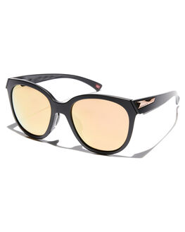MATTE BLACK PRIZM WOMENS ACCESSORIES OAKLEY SUNGLASSES - 0OO9433-0554