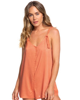 CARNELIAN WOMENS CLOTHING ROXY PLAYSUITS + OVERALLS - ERJX603149-NKW0