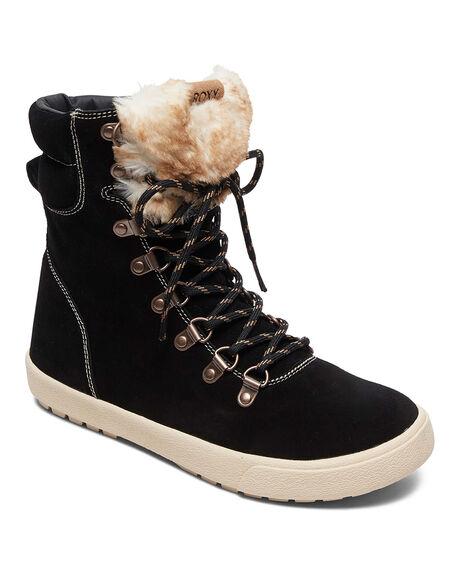 BLACK BOARDSPORTS SNOW ROXY BOOTS + FOOTWEAR - ARJB700630-BLK