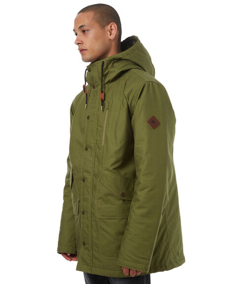 OLIVE BRANCH MENS CLOTHING BURTON JACKETS - 160901300