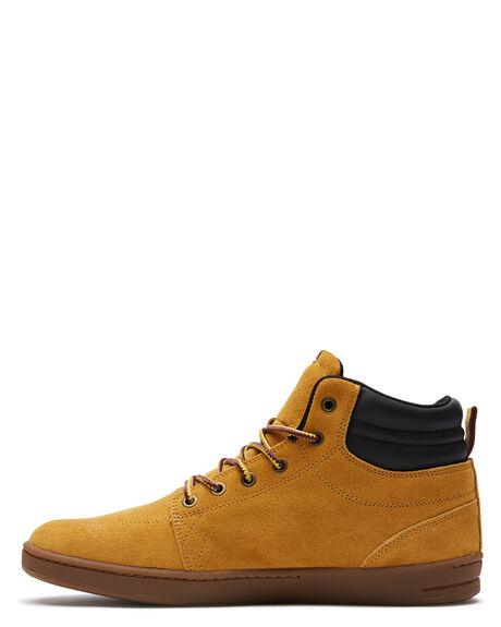 WHEAT MENS FOOTWEAR GLOBE SNEAKERS - GBGSBOOT-16307
