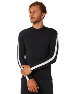 BLACK STRIPE BOARDSPORTS SURF ADELIO MENS - MB15S18BLKST