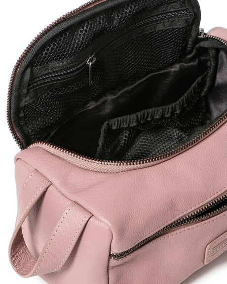 DUSTY ROSE WOMENS ACCESSORIES STITCH AND HIDE BAGS + BACKPACKS - TC_JETT_DUSTY_ROSE