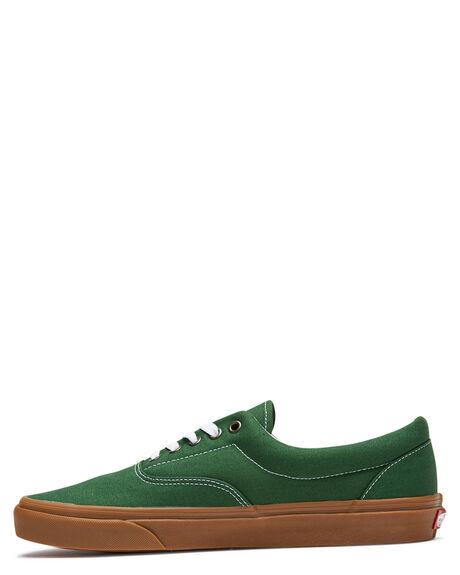 GREEN MENS FOOTWEAR VANS SNEAKERS - VN0A4U39WYYGRN