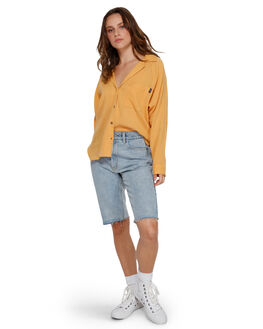 APRICOT WOMENS CLOTHING RVCA FASHION TOPS - R291183APR