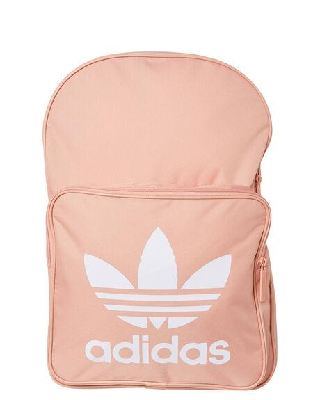 fa08eac57e34 Adidas Classic Trefoil Backpack - Dust Pink