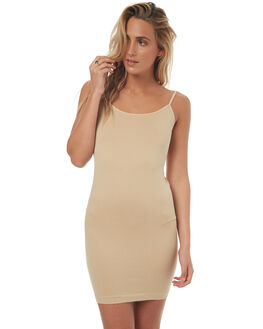 NUDE WOMENS CLOTHING BETTY BASICS DRESSES - BB105NUDE