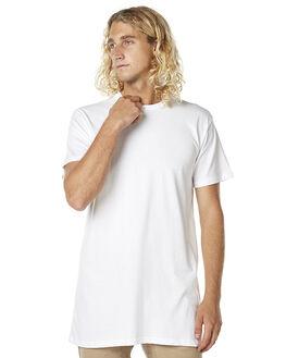 WHITE MENS CLOTHING AS COLOUR TEES - ASC5013WHI