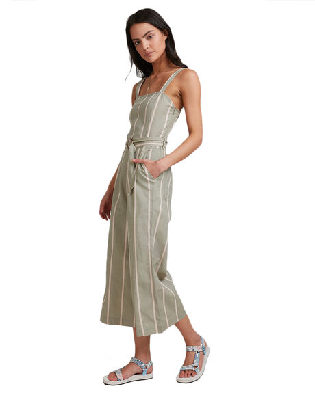 GRASS ROOTS WOMENS CLOTHING BILLABONG PLAYSUITS + OVERALLS - BB-6503546-GRR