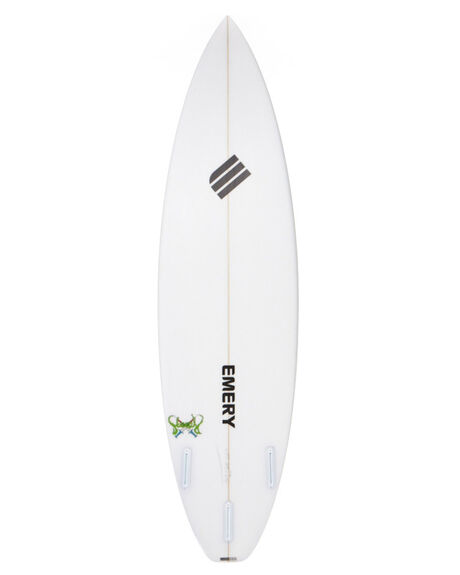CLEAR SURF SURFBOARDS EMERY PERFORMANCE - EYSTEROIDC