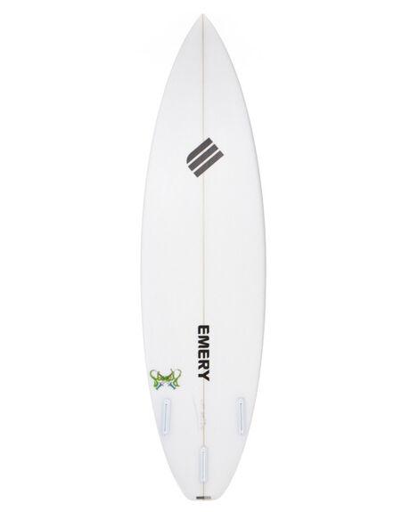 CLEAR BOARDSPORTS SURF EMERY PERFORMANCE - EYSTEROIDC