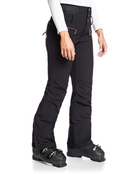 TRUE BLACK BOARDSPORTS SNOW ROXY WOMENS - ERJTP03118-KVJ0