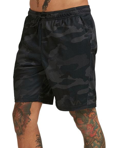CAMO MENS CLOTHING RVCA SHORTS - RV-R305311-CMO