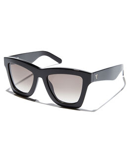 GLOSS BLACK GRADIENT MENS ACCESSORIES VALLEY SUNGLASSES - S0003GBG