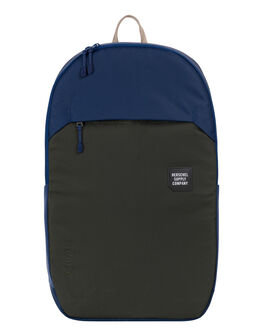 PEACOAT FOREST MENS ACCESSORIES HERSCHEL SUPPLY CO BAGS - 10322-01629-OSPEA