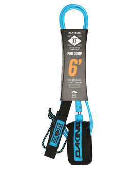 BLACK BLUE BOARDSPORTS SURF DAKINE LEASHES - 10001797BLKBL