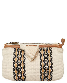 STRIPE WOMENS ACCESSORIES TIGERLILY PURSES + WALLETS - T495972STRP