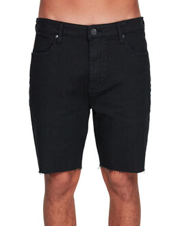BLACK MENS CLOTHING BILLABONG SHORTS - BB-9592735-BLK