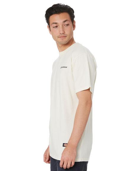 DUTCH WHITE MENS CLOTHING DICKIES TEES - K3200109DWH