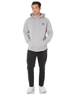 GREY MENS CLOTHING SILENT THEORY JUMPERS - 4054038GRY