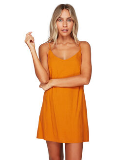 GOLD DUST WOMENS CLOTHING BILLABONG DRESSES - BB-6572476-GDD