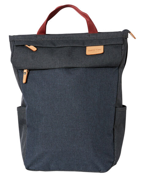 GREY MENS ACCESSORIES HARVEST LABEL BAGS + BACKPACKS - HLO-0954-GRY