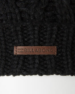 BLACK WOMENS ACCESSORIES BILLABONG HEADWEAR - 6695302BLK