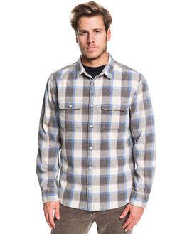 SAND MITTA TANG MENS CLOTHING QUIKSILVER SHIRTS - EQYWT03851-TEN1