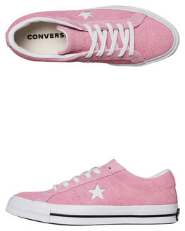 LIGHT ORCHID WOMENS FOOTWEAR CONVERSE SNEAKERS - SS159492ORCHW