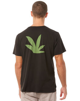 FADED BLACK MENS CLOTHING MOLLUSK TEES - MS1515FBLK