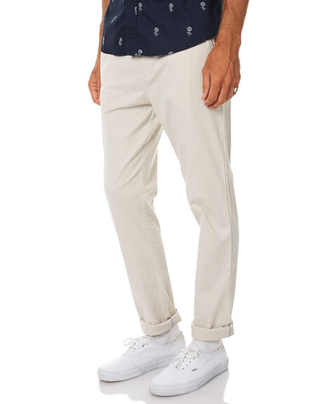 GREY MENS CLOTHING KATIN PANTS - LBSTAUO16GRY