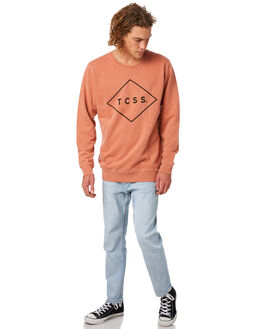 PAPRIKA MENS CLOTHING THE CRITICAL SLIDE SOCIETY JUMPERS - FC1805PAP