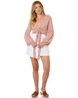 RUSTIC WOMENS CLOTHING BILLABONG FASHION TOPS - 6595097R93