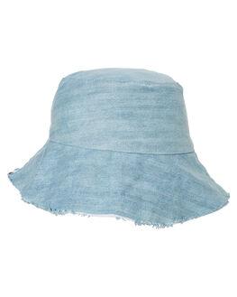 ACID BLUE KIDS GIRLS MUNSTER KIDS HEADWEAR - MM192CA04ACIDB