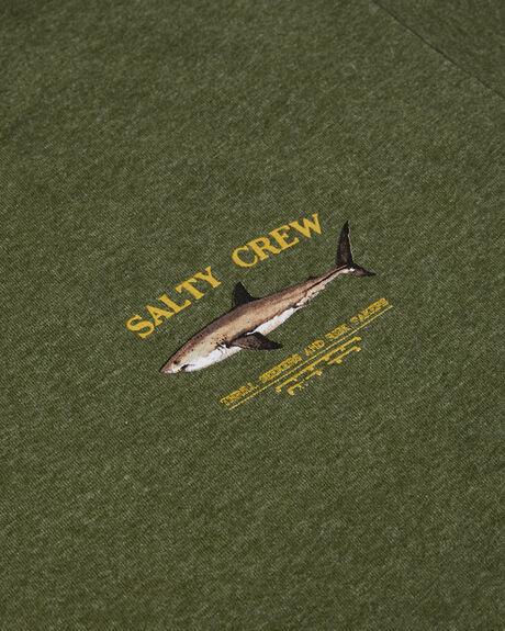 FOREST HETAHER KIDS BOYS SALTY CREW TOPS - 20035067YFHT