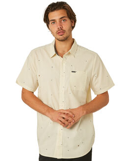WHITE FLASH OUTLET MENS VOLCOM SHIRTS - A0441803WHF